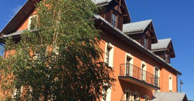 Apartamenty przy Parku - Rabka Zdrój - widok ogólny