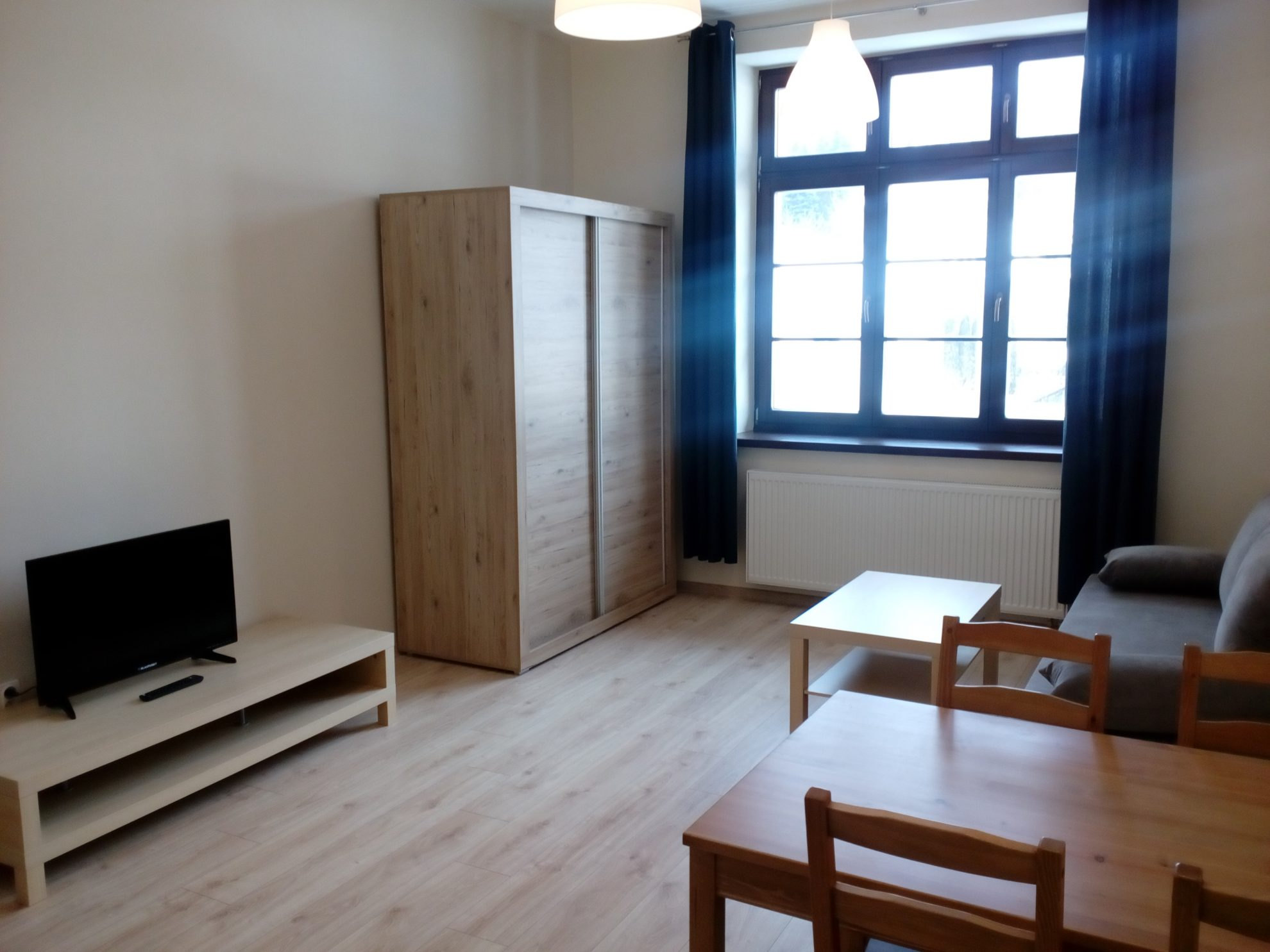Apartament 2 pokojowy 6 os.