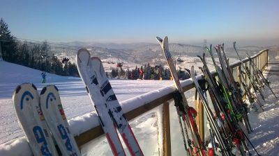 Rabka Zdrój - narty, stoki narciarskie