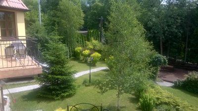 Villa Gorczańska - Rabka Zdrój - ogród